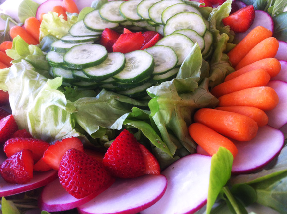 salada-rabanete